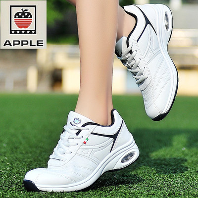 Apple shoes sports shoes new autumn and winter 2014 Korean Air shoes tide shoes elevator shoes white couple