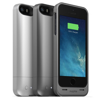 Mophie Juice Pack plus果汁包iPhone 5/5S手机背夹电池2100毫安