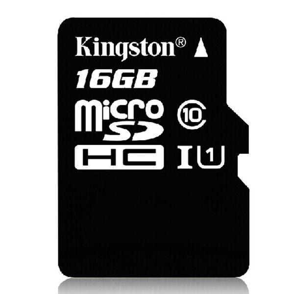 tenvis微家 金士顿16g内存卡储存sd卡高速tf卡摄像机监控专用卡