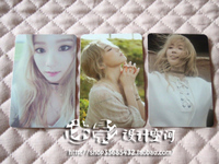 SNSD TAEYEON I Official Photocard  Solo Album 泰妍 一套3张