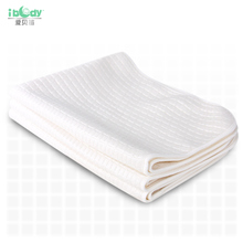 Ibdy love BeiDi urine pad neonatal thickening increased jacquard water bamboo baby bed-wetting insulation pad ABDYP0066