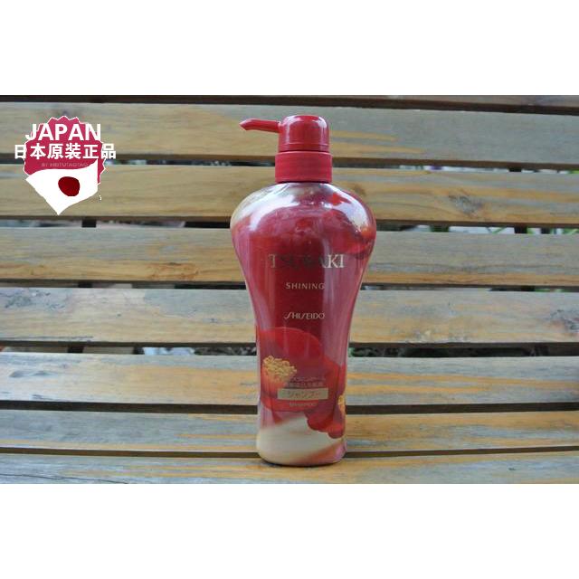 Шампунь Shiseido  TSUBAKI 550ml