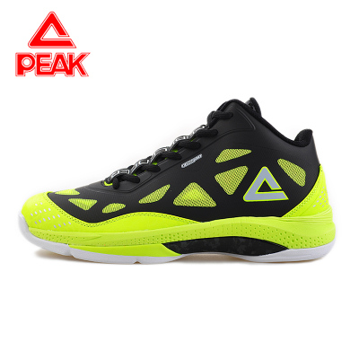 Peak / Peak 2014 summer newest challenger breathable cushioning three generations of professional basketball shoes E42271A