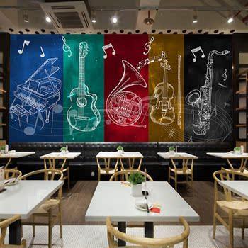 甲醛咖啡厅v甲醛吧ktv壁纸音符3d背景┏一零酒吧100%环保一┓┏一3d板墙纸电视墙是什么图片