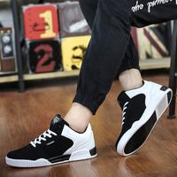 【小智男鞋店】全新韩版时尚低帮板鞋休闲鞋青年潮鞋运动帆布鞋子