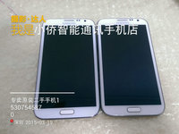 二手Samsung/三星 GALAXY Note II N7102/N7108/N719 智能3g手机