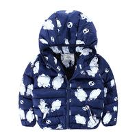 加厚童装男童棉衣冬装2015新款宝宝棉服中长款潮儿童小童棉袄外套