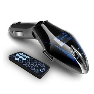 车载MP3蓝牙播放器 U盘插卡 FM发射器 USB蓝牙车充 车载免提通话