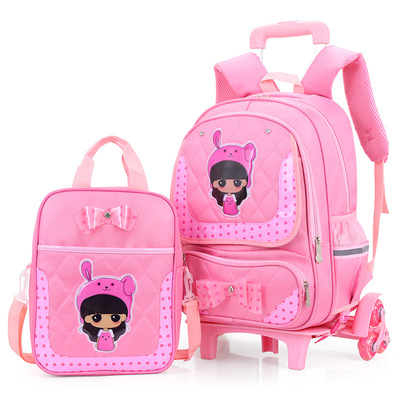 kids trolley bag case kids bag school bag