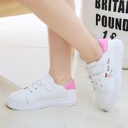 女童鞋2019鞋春秋季小白鞋儿童鞋运动鞋透气学生鞋潮