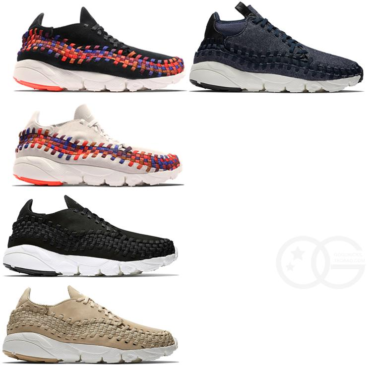 GOGO球鞋Nike Air Footscape 857874-400 874892-003-002-200-001