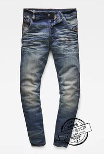 D02023.8449.071 Arc 3D Tapered Jeans G-Star 男士牛仔裤