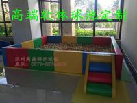 儿童室内高端软体球池独家定制软体球池海洋球组合球池淘气堡球池