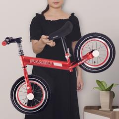 儿童平衡车女无脚踏1-2-3-6岁小孩滑行车滑步车宝宝双轮自行车
