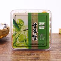 香港进口 启发甘草橄榄干230g新鲜青果 特产凉果蜜饯果干休闲零食