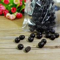 包邮 散装 贝客诗夹心巧克力 蓝莓 阿萨伊果味夹心黑巧克力125克