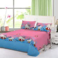 床单单件单人床单1.5m1.8m2m学生宿舍棉布床单双人床