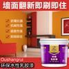 内墙漆白色净味环保乳胶漆 防水油漆刷墙涂料 室内墙面漆彩色