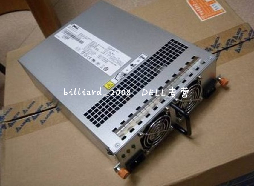 Dell PowerVault MD1000 MD3000 MD3000i 存储磁盘电源488W H703N