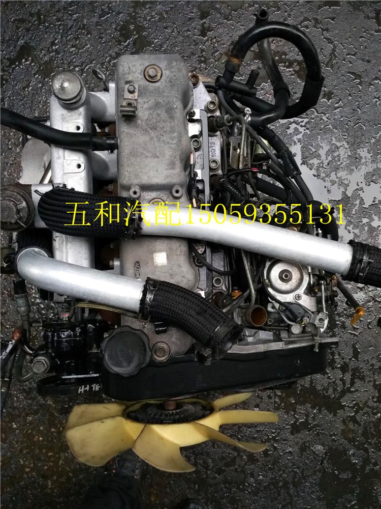 现代华泰特拉卡吉普江淮2.5t2.8td4bh瑞风三菱4d56总成发动机柴油哈弗h7和三菱欧蓝德图片