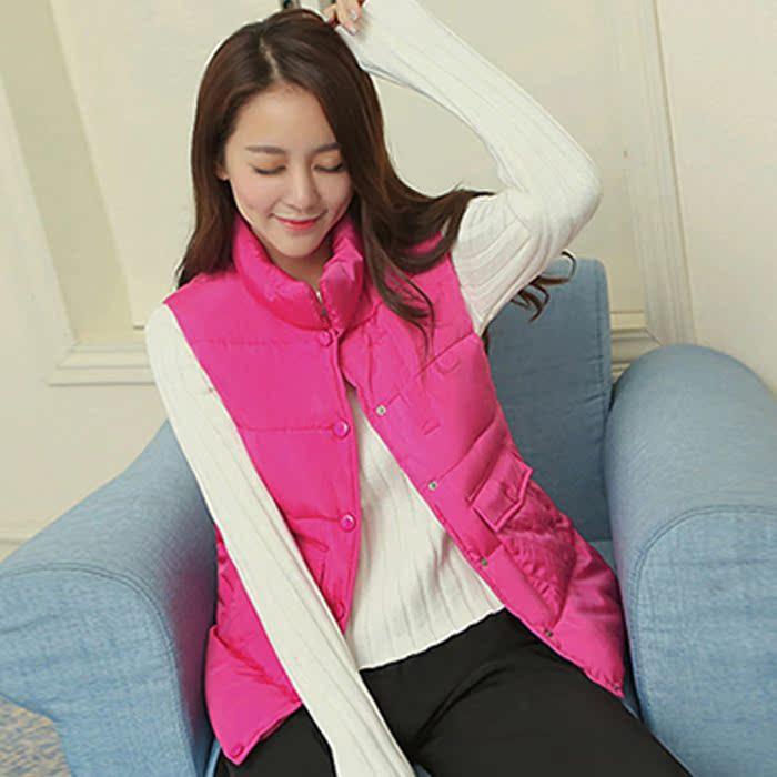 2016新款韩版潮冬季棒球冬天冬装棉服外套棉一个放屁女生图片
