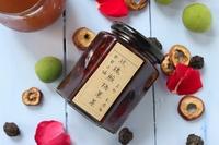 玫瑰酸梅果茶 古法手工无添加 新鲜玫瑰酸梅汤果酱玫瑰酱