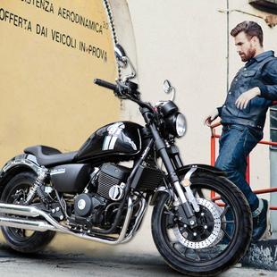 重机车摩托车太子水冷350复古街车可上牌250街跑双缸美式旅行跑车