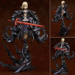 GSC Fate/stay night 黑saber Alter 卑王 huke 手办 含特典 现货