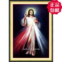 淘宝十字绣主耶稣金库,耶稣十字绣大陆图纸,淘大全怎么图案价格崩溃得到图片