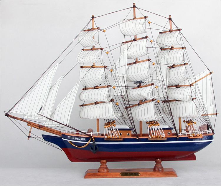 Декоративный корабль Mettle 60 60CM