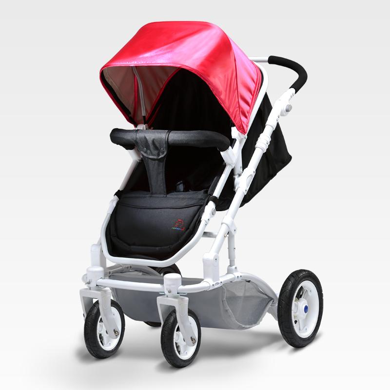 Четырёхколёсная коляска Ai infants and music  B800