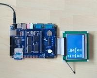 S3C2440开发板 3.5触屏 实验教材 IDE 温度传感器 红外(蓝牙wifi)