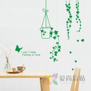 Наклейка на стену Love is still Wall Stickers I I93