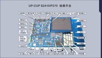 UP-CUP S2410经典平台Vxworks实验PS2 RS485 SPI CAN【北航博士店