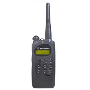 Motorola walkie-talkie Motorola GP2000 radio GP-2000 original with security