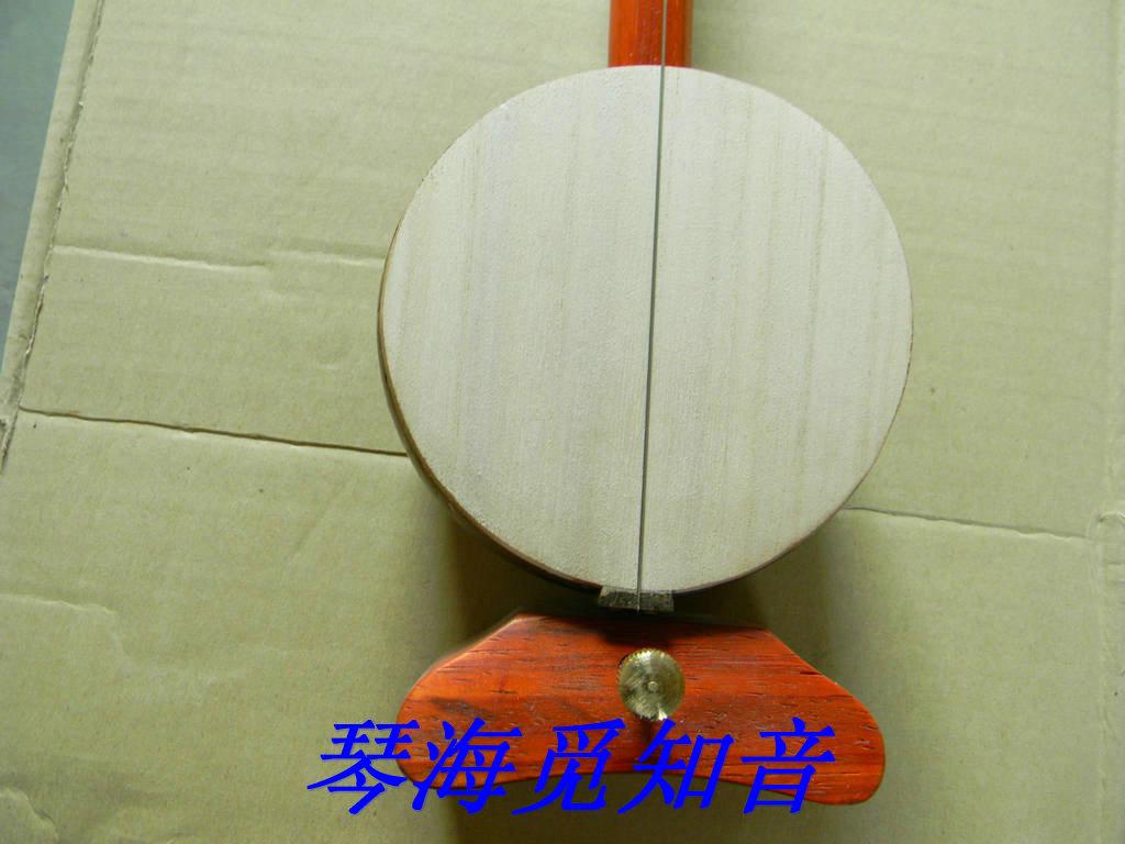 Баньху Национальные инструменты баньху совок специальные махагон 11 см в диаметре на севере дано строка светового короба