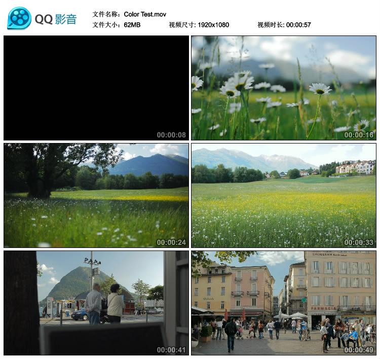 高清实拍 城市 人物 自然 影视后期制作素材库 720P-1080P