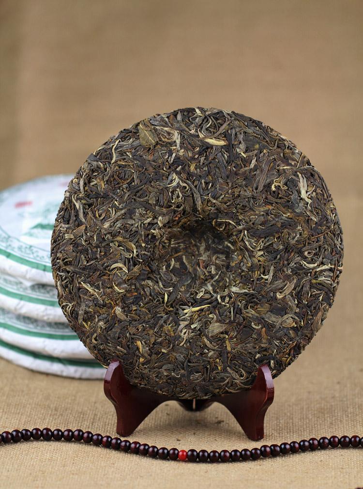 2011年昔归明前古树纯料357克生饼 - 阎红卫 - 阎红卫经赢之道策划产业联盟