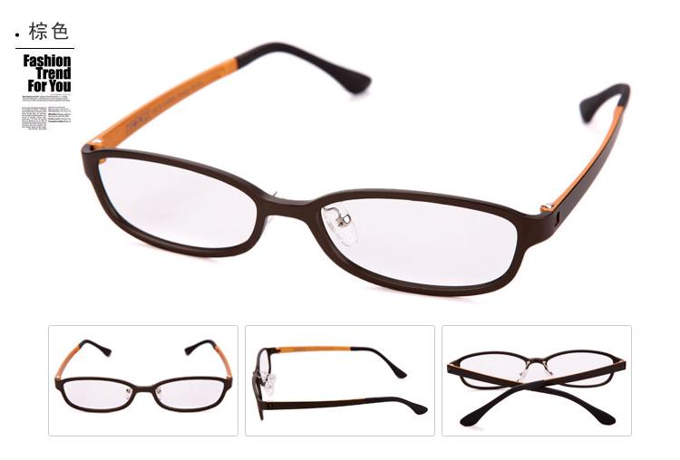 Оправа для очков MUS Enna musenna очки близорукость плоское зеркало моды Академии Ветер распределения компьютер Микроскоп бум мужчин 3011