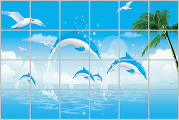 Самоклеющая бумага 60 x 90-почты кухня нефти стикер-теплостойкость дома диапазон капот плитки стены наклейки стены наклейки фольги купить 2 получить 1 бесплатно