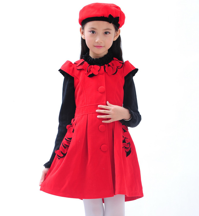 детское платье Duoduo 2856 2013