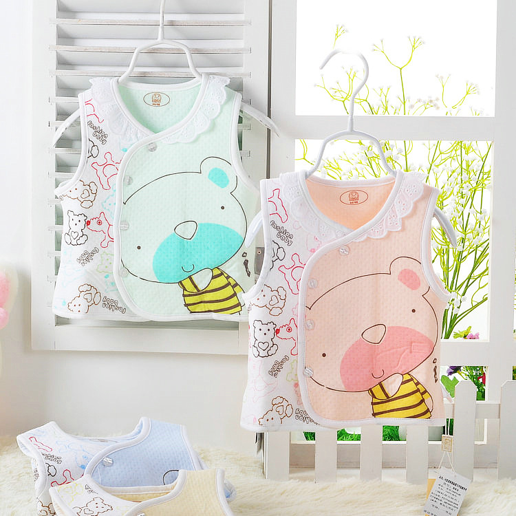Детский жилет Phoebe and children's clothes Phoebe and children's clothes