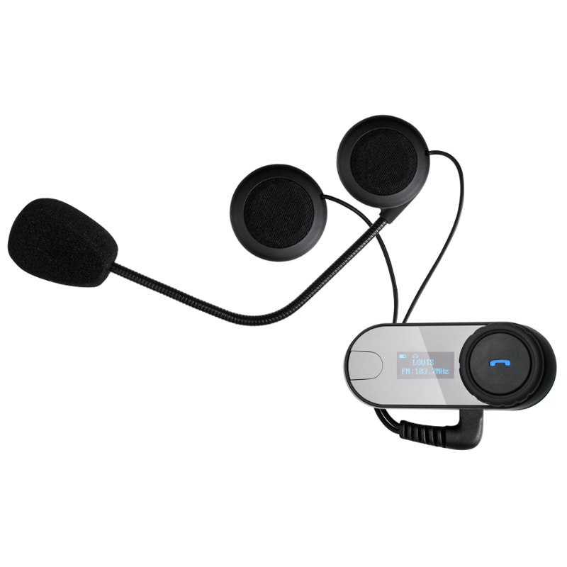 tcom sc w cran bluetooth casque moto 800m micro casque interphone ebay. Black Bedroom Furniture Sets. Home Design Ideas