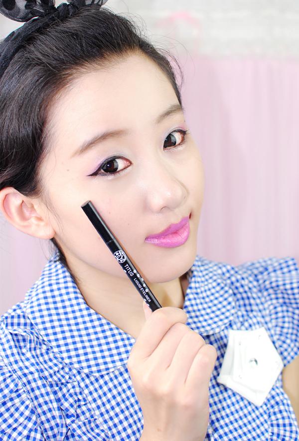【北北彩妆】实用简单韩系彩妆,再不美就老了! - 北北 - 412795262的博客