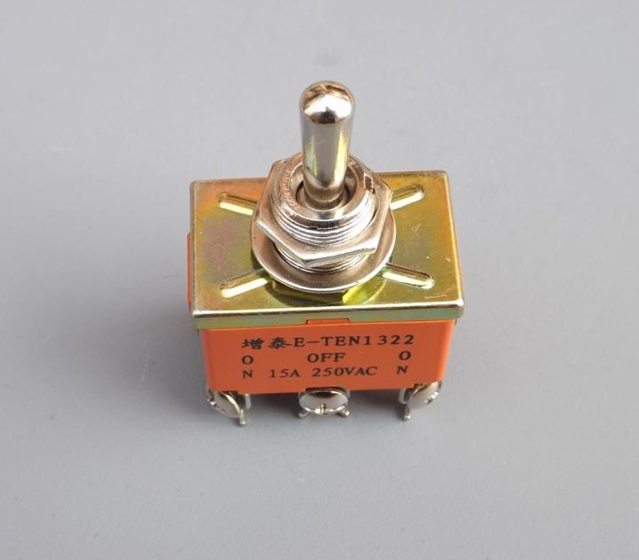Dc Motor Manually Reversing Switch Knob Toggle Switch Max