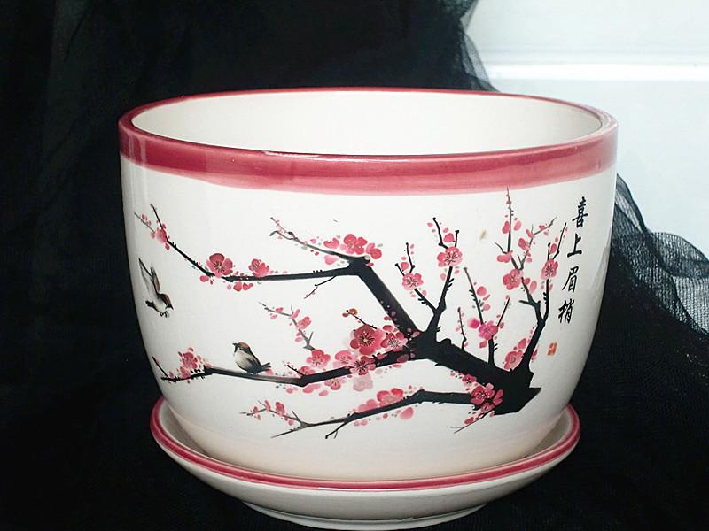 Цветочный горшок Tea flower gardening