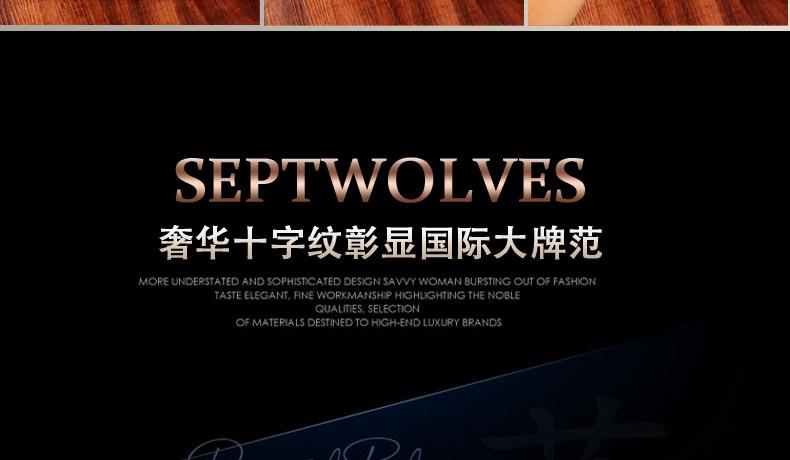 七匹狼男包手包