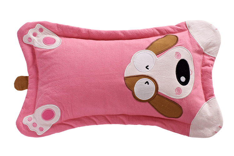 Childeku Big Ears Dog Shape Cartoon Infants And Young Children Pillow