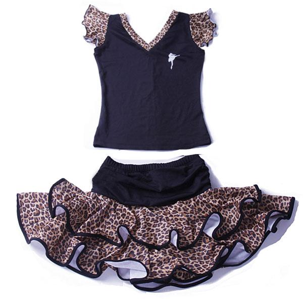 Одежда для тренировок латинскими танцами Hyun dance r5087 + 5094