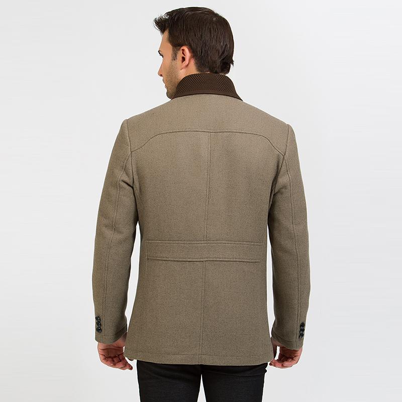 Пальто мужское Gesiya 8306 2013